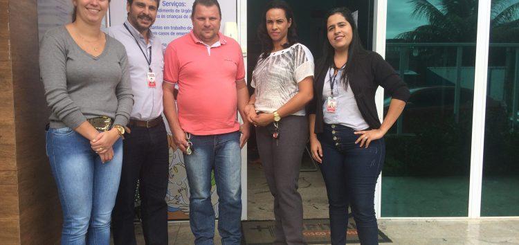HFA recebe visita da Comissão de Saúde da Câmara de Guarapari