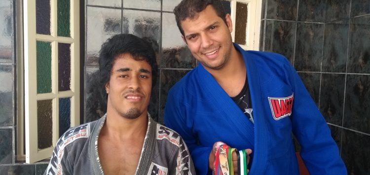 Rafael e Xonado: dois campeões da vida