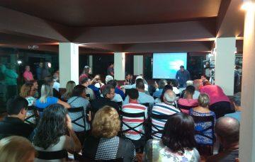Audiência Pública apresentou Estudo de Impacto de Vizinhança das obras no Morro da Bacutia