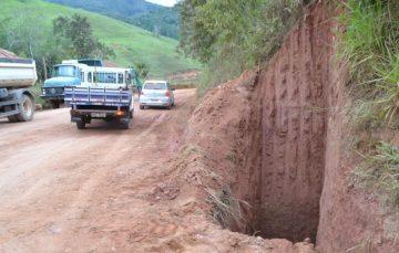 Caixas secas reduzem impacto das chuvas em Alfredo Chaves