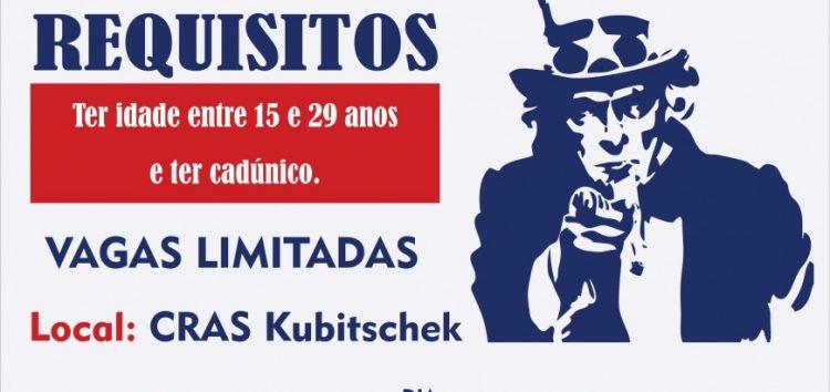 CRAS oferece curso de inglês gratuito em Guarapari