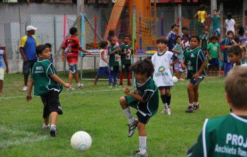 Vagas gratuitas para a prática do esporte são abertas em Anchieta