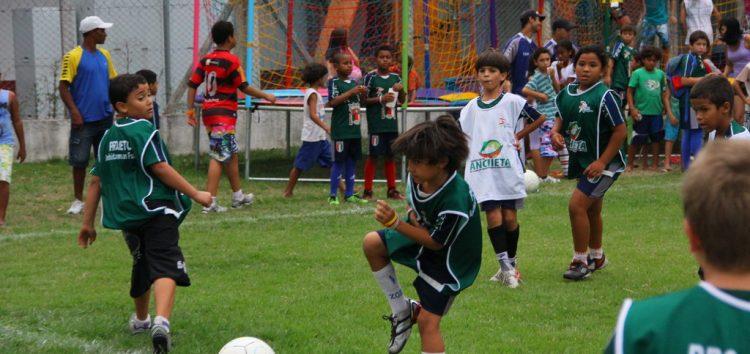 Vagas para aprender esportes no projeto Anchieta Rumo ao Futuro