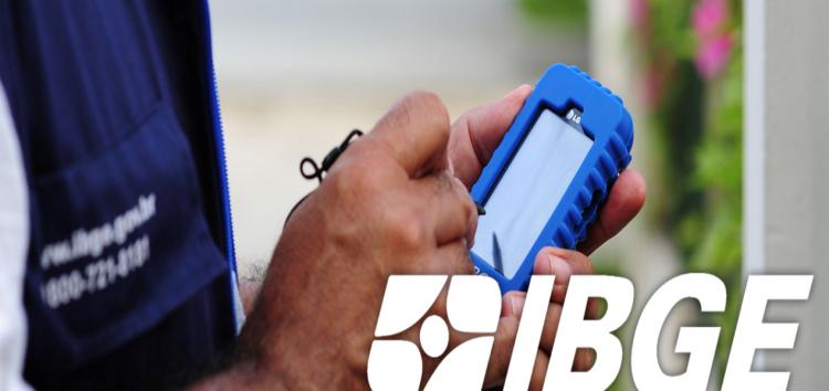 IBGE abre Processo Seletivo Simplificado para todo o Estado