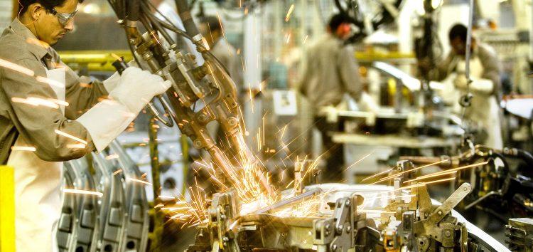 Produção industrial cresce no primeiro trimestre do ano