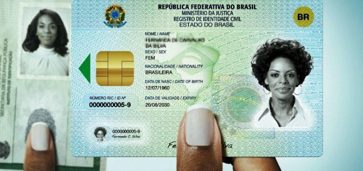 Lei sanciona emissão da Nova Carteira de Identidade