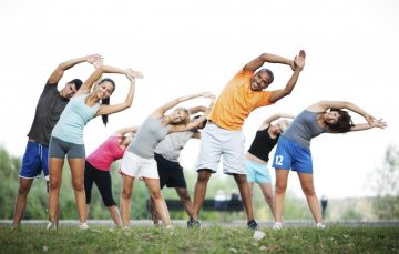 Anchieta lança programa de atividades físicas para a segunda idade
