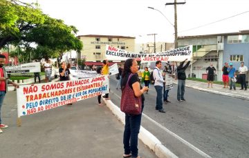 Movimento Urbano convoca usuários de ônibus para criar associação em Guarapari