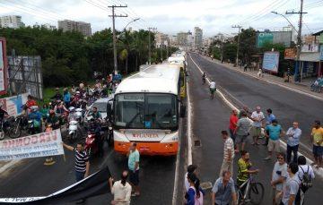 Movimento Urbano planeja mais manifestações contra decreto 362/2017 em Guarapari