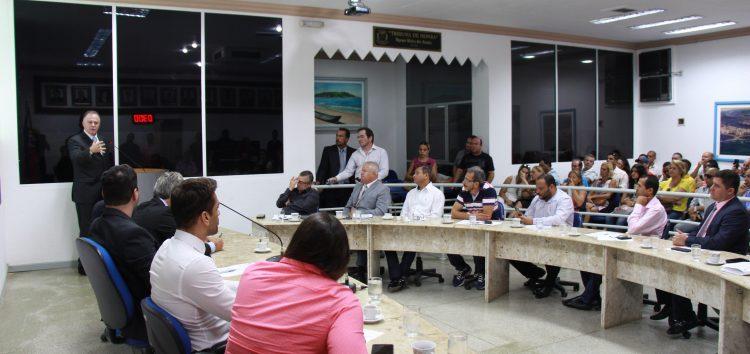 Casagrande visita Guarapari e fala sobre a prática da Boa Política