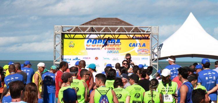 Corrida Cidade Saúde atrai 500 competidores
