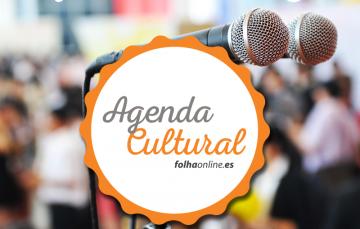 Sabe o que vai rolar no fim de semana? Confira a Agenda cultural do folhaonline.es!