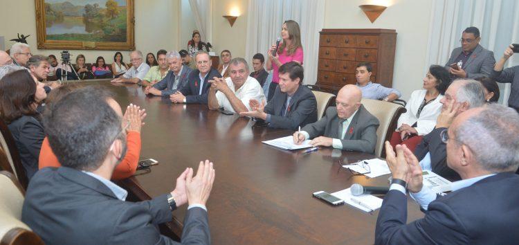 Governo do Estado repassa R$ 15,5 milhões para 12 hospitais filantrópicos