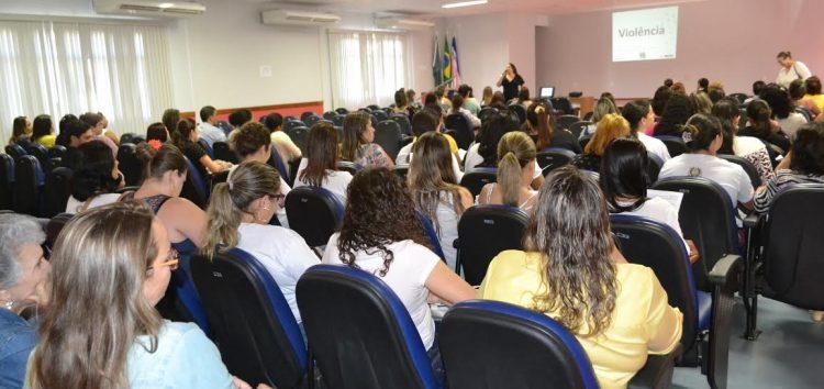 Oficina de enfrentamento a violência é realizada em Alfredo Chaves