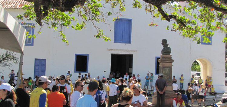 Turismo, música e cultura durante a caminhada Passos de Anchieta