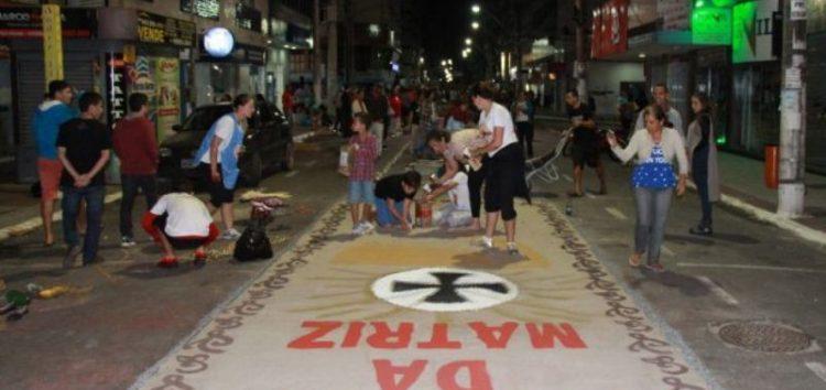 Celebração de Corpus Christi em Guarapari terá novidades