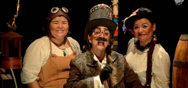 Teatro e oficinas gratuitas levam opções culturais para o município de Anchieta