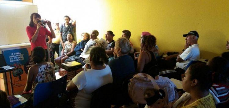 Seja Digital atende população neste sábado na Prainha de Olaria, em Guarapari