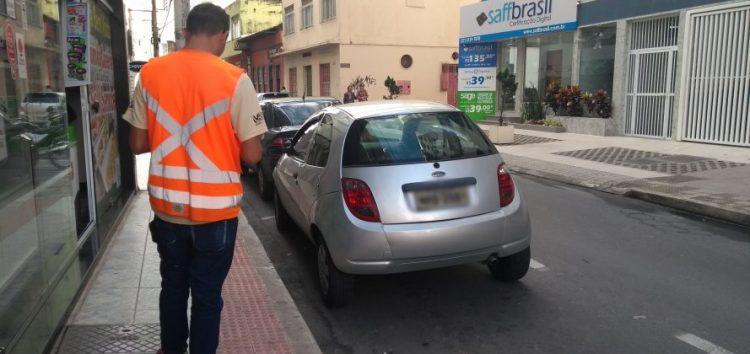 Motorista que não pagar rotativo pode ser multado em Guarapari