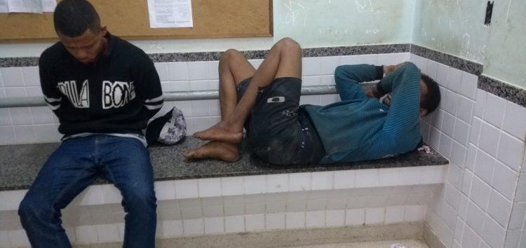 Ladrões são presos depois de tentarem furtar supermercado em Guarapari
