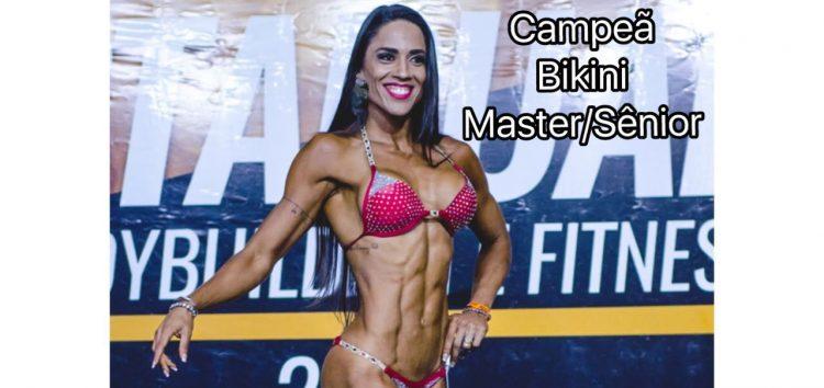 Fisiculturista de Guarapari conquista troféus e avança para campeonato Sul-Americano