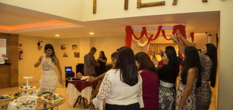 Área de eventos e rodízio de massas no novo Restaurante Pilão