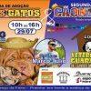"""""""Segunda Festa Cãonina"""" agita o próximo sábado (29) dos animais e tutores em Guarapari"""