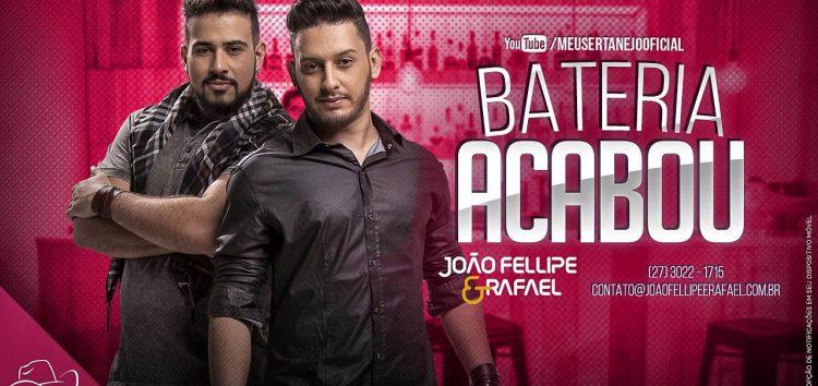 """Dupla sertaneja """"João Fellipe e Rafael"""" leva repertório animado para o """"Festival Guarapari Sertanejo"""""""
