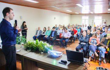 Seminário em Anchieta destaca o futuro da região Sul do Estado