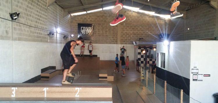 Rock, rap e diversas manobras agitam o domingo no III Skateboarding Day + Arraiá Sinestésico