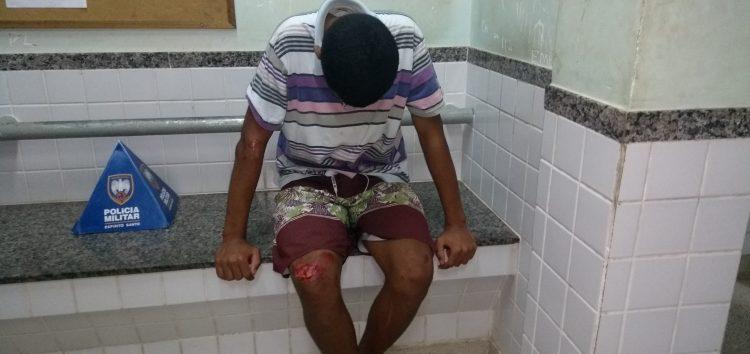 Adolescente é preso por atropelar e matar mulher em Guarapari
