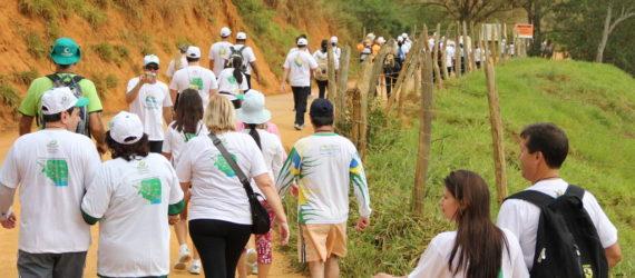 """Inscrições para """"Os Passos dos Imigrantes"""" em Anchieta já estão abertas"""