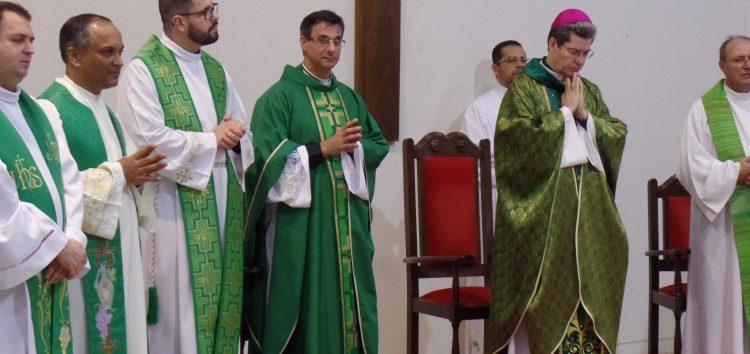Padre Odésio assume Paróquia de Nossa Senhora da Conceição em Guarapari