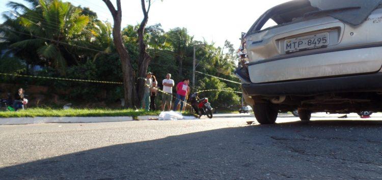 Acidente mata mãe e deixa filha ferida em Guarapari