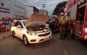 Motorista embriagado passa direto no cruzamento e mata uma pessoa em Guarapari