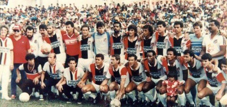 Guarapari Esporte Clube comemora 30 anos da conquista do título Estadual