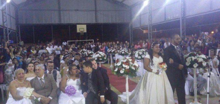 Casamento comunitário vai realizar sonho de quase 200 casais em Guarapari