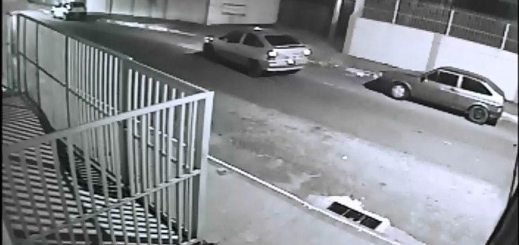 Ladrões de carros fazem a festa na madrugada em Guarapari