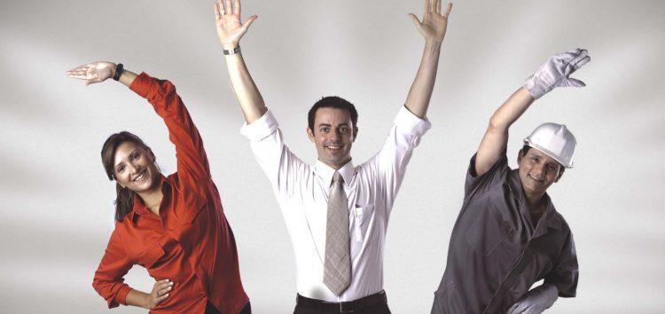 Prefeitura de Anchieta oferece ginástica laboral para melhorar o desempenho dos servidores