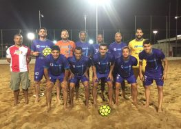 "Futebol de Guarapari participa de final inédita no ""Vitória Beach Soccer Cup"""