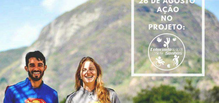 'Super Voluntários' chega a Guarapari para ação com crianças especiais