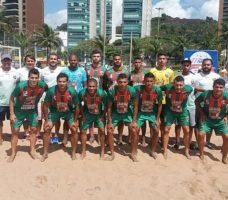 Anchieta classificado para final do Estadual de Beach Soccer