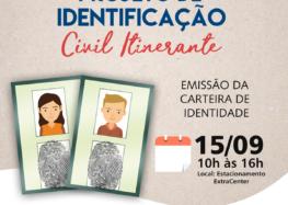Mutirão para emissão gratuita de Identidade em Guarapari nesta sexta-feria