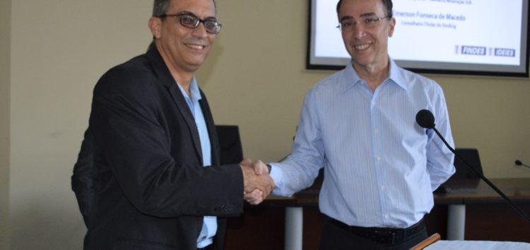 Presidente do Sindicig assume a vice-presidência da Findes em Anchieta