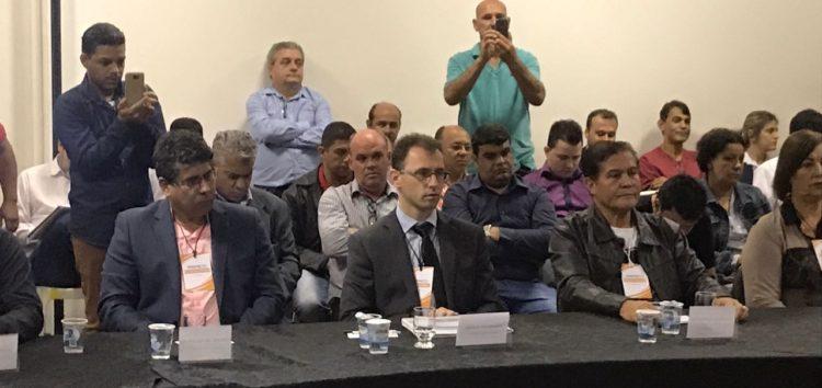 Prefeito de Anchieta busca apoio social e econômico em Mariana (MG)