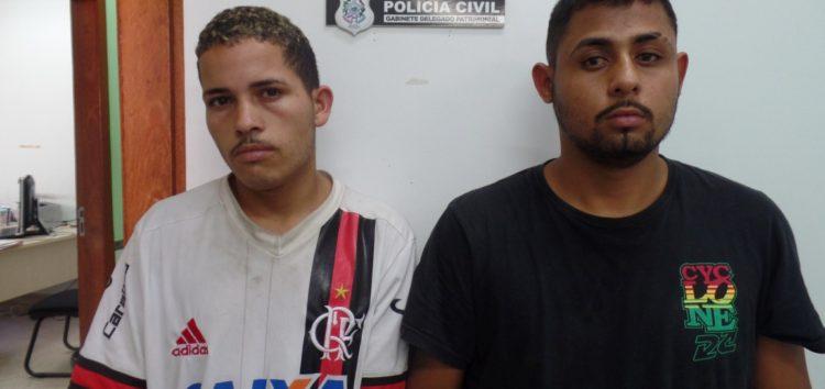 Homens são presos depois de fazer família refém em Guarapari