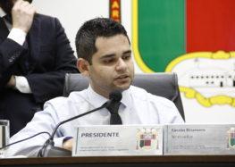 Vereador de Anchieta promove ações para benefício de servidores