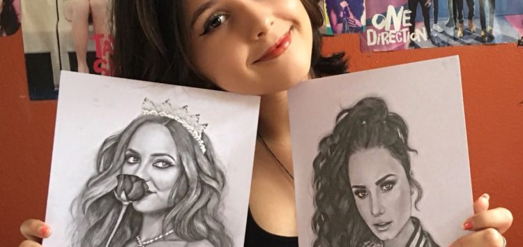 Desenhista autodidata de Guarapari conquista 13 mil seguidores em rede social