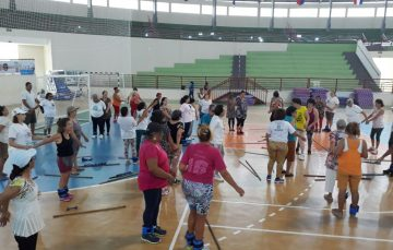 Guarapari abre atividades da Semana do Idoso no Complexo Esportivo
