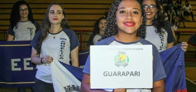 Guarapari recebe Jogos Escolares e competições acontecem até sábado